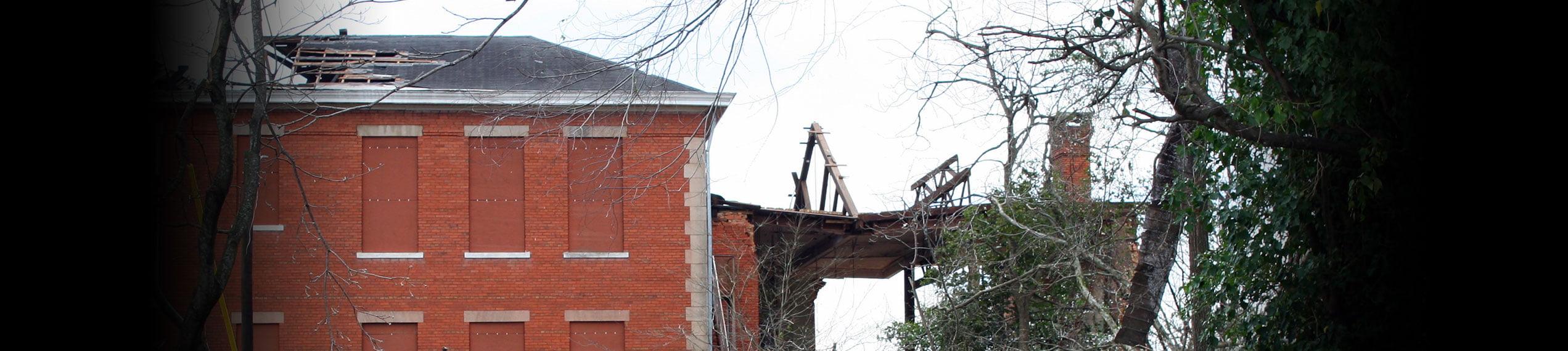 Wind & Storm Damage Repairs in Paul Davis Restoration of Howard And Anne Arundel Counties